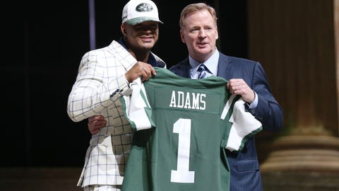 New York Jets: Jamal Adams, S, LSU