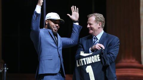 New Orleans Saints: Marshon Lattimore, CB, Ohio State