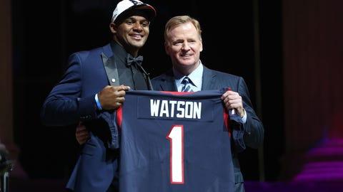 Winner: Deshaun Watson