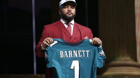 5. Derek Barnett, DE, Eagles