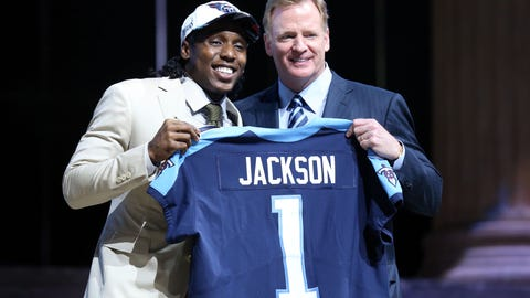 Adoree' Jackson, CB, Titans: 18th overall
