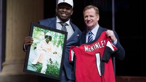 Atlanta Falcons, Sept. 17