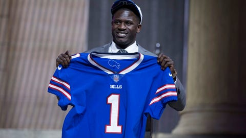 Buffalo Bills: CB Tre'Davious White (1st round, No. 27)
