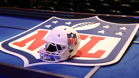 When there used to be an actual draft, the NFL draft had to change its name