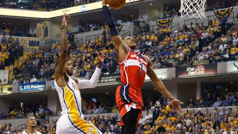 The Wizards' pace is lethal to Cleveland
