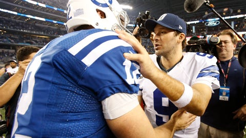 It will be hard for Romo to leave a coveted job