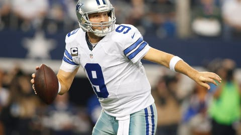 Tony Romo can't just come back midseason like Tom Brady and be successful
