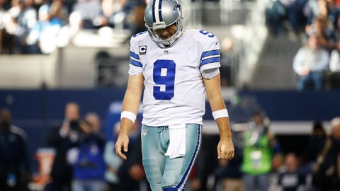 If Romo comes back, it's nearly certain he'll get injured.