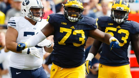Panthers: Mo Hurst, DL, Michigan
