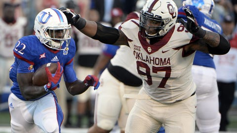 82. Broncos: Charles Walker, DT, Oklahoma