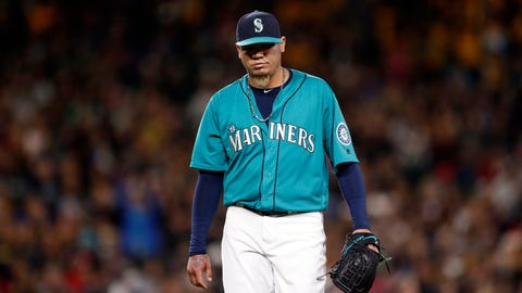 The Mariners will disappoint