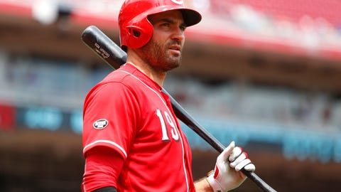 Joey Votto trade rumors will reach a fever pitch