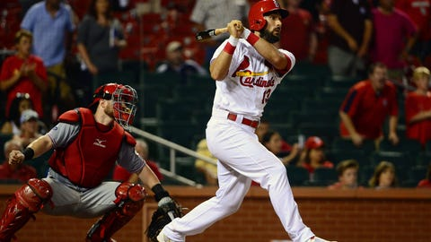Matt Carpenter will have an MVP-caliber season