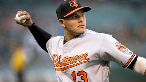 Manny Machado - Orioles