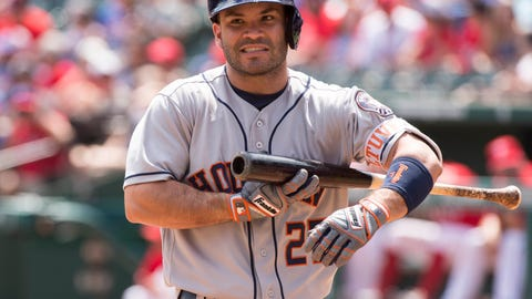 Jose Altuve — not Mike Trout — will win the A.L. MVP