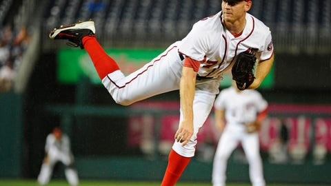 Stephen Strasburg will stay healthy all season