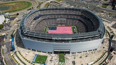 NFL's first Sunday/U.S. Open men's final