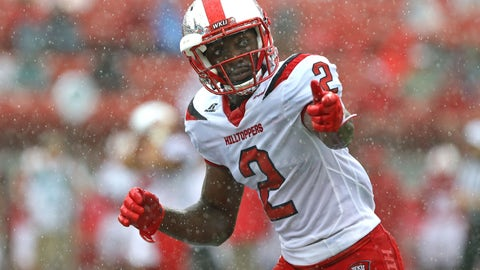 72. Tennessee Titans (via trade with New England Patriots): Taywan Taylor, WR, Western Kentucky