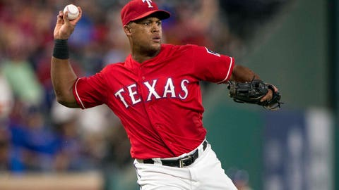 Adrian Beltre will help the Giants make the playoffs