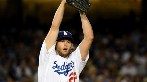 Clayton Kershaw will not win the N.L. Cy Young award...