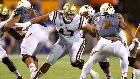 Eddie Vanderdoes, DT, UCLA