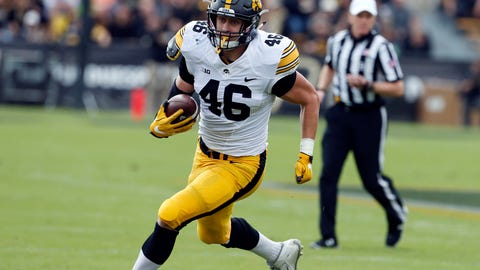 George Kittle, TE, Iowa