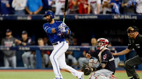 Jose Bautista - Blue Jays