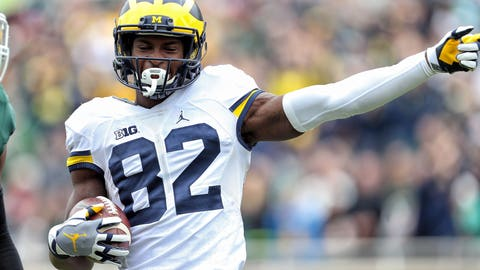 106. Seattle Seahawks: Amara Darboh, WR, Michigan