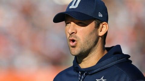 Tony Romo: I'm 99 percent retired from football
