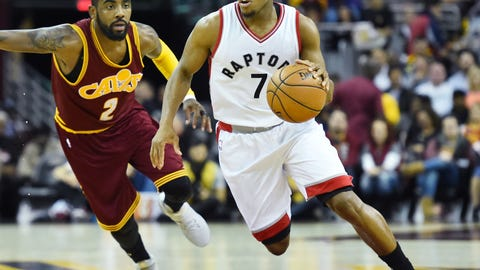 Raptors-Cavaliers will be the best series of the playoffs