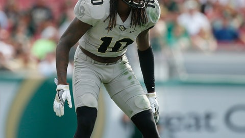 90. Seattle Seahawks: Shaquill Griffin, CB, Central Florida