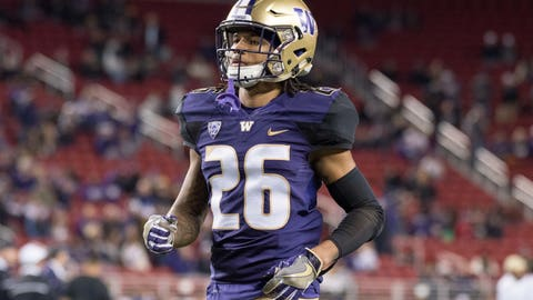 52. Browns: Sidney Jones, CB, Washington
