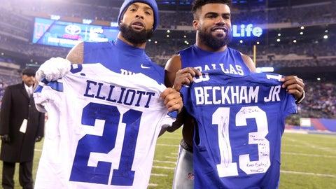 New York Giants at Dallas Cowboys (Week 1, 8:30 p.m. Sunday)