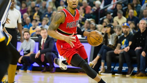 Damian Lillard will score 50 points in a game
