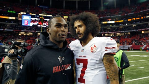 Colin Kaepernick isn't going to reinvent himself, teams know how good he can be already