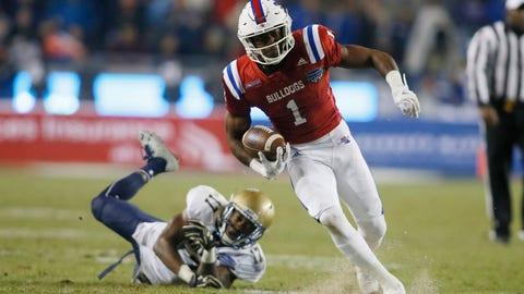 82. Denver Broncos: Carlos Henderson, WR, Louisiana Tech