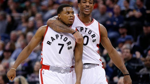Toronto has reliable, consistent and prolific scoring