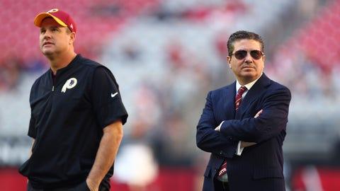 Washington Redskins (No. 17)