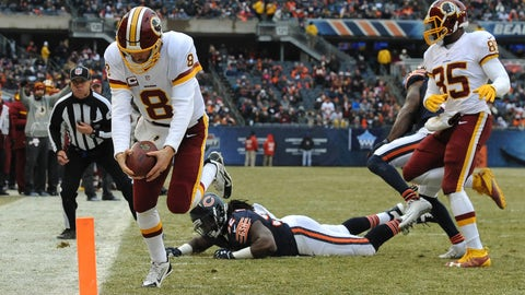 Kirk Cousins can help San Francisco more than any QB in the draft class