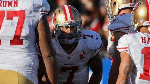 Denver would have made sense for Kaepernick in the past, but he's no longer a fit