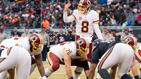 The 49ers also have to decide if Kirk Cousins is worth the money