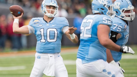 Quarterbacks succeed when they can control the game from the pocket