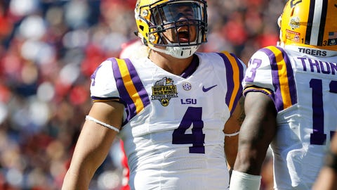 75. Atlanta Falcons (via trade with Buffalo Bills): Duke Riley, LB, LSU