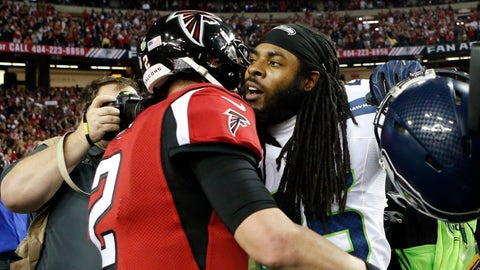 Seattle has made it clear they want to get rid of Sherman