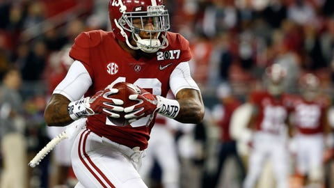 79. New York Jets (via trade with Minnesota Vikings): ArDarius Stewart, WR, Alabama