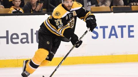 Patrice Bergeron, C, Boston Bruins