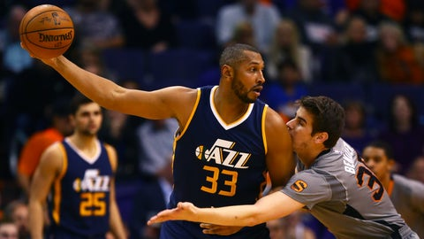Boris Diaw knows how to kill what he helped create