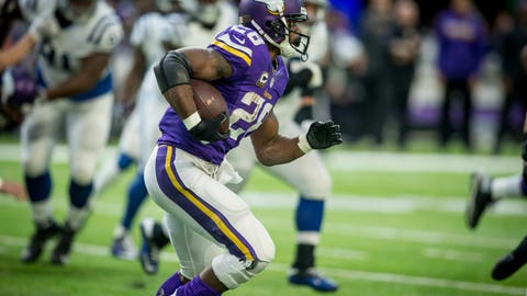 Peterson's durability is still a huge question