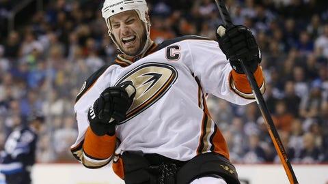 Ryan Getzlaf, C, Anaheim Ducks