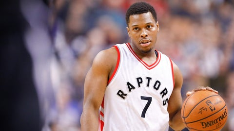 Understand that Kyle Lowry is the future of your organization
